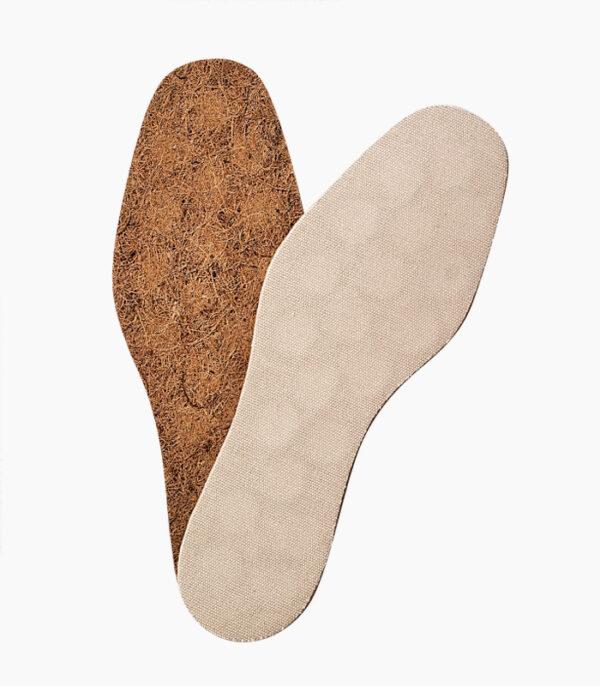 Plantilla ecológica Coco plana Footsanit