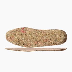 Plantilla ecológica Sisal anatómica Footsanit